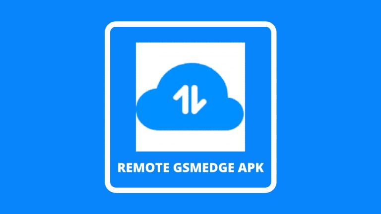 Remote Gsmedge APK