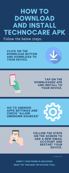 how to download technocare apk