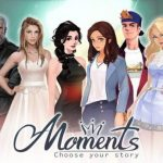 Moments Choose Your Story MOD APK [Unlimited Gems and Passes]