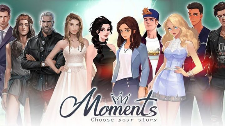 Moments Choose Your Story MOD APK